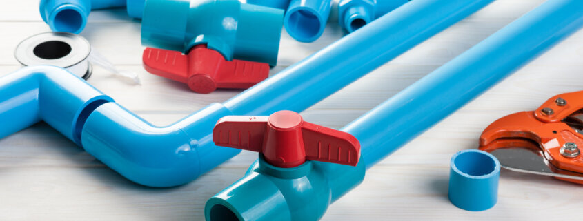 PVC bonding required for pipelines