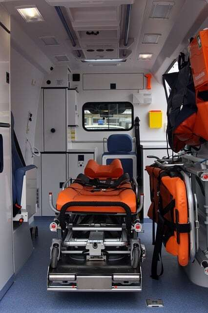 heavy truck and trailer bonding adhesive systems used in ambulance interior