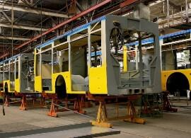 bus assembly line