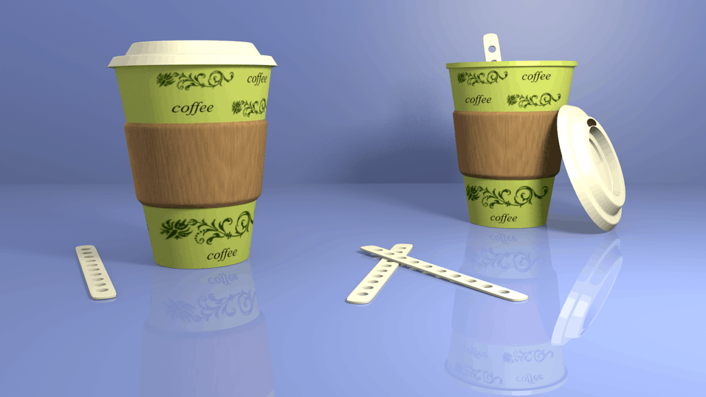biodegradable hot melt adhesive used in hot drink packaging