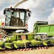 adhesives and sealants for agricultural machinery on green harvester and tractor