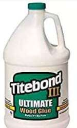 Titebond 1416 III Ultimate Wood Glue, 1-Gallon (2-(Pack))