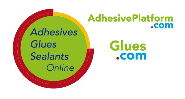 logos of adhesiveplatform and glues.com