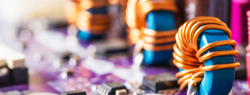 copper and aluminum components bonded with metal to metal adhesive