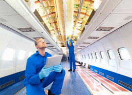 Airbus qualified FST adhesive and primer
